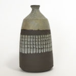 B-6018 vase – width base 11 cm , height 21 cm