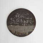 B-3516 plate round – diameter 24 cm